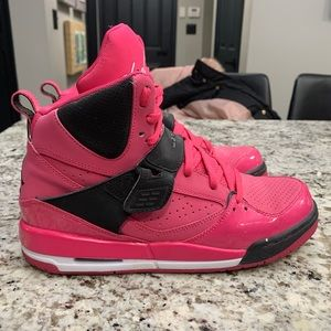 Nike Air Jordan Flight 45 High 7Y 8.5 Women's